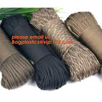 China Military standard barided Static Ropes, Air cargo restraint military pallet nets, Industrial Static Ropes work for posit wholesale