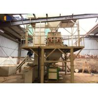 China Floor Cement Tile Adhesive Manufacturing Plant Mortar Dry Mixing Equipment wholesale