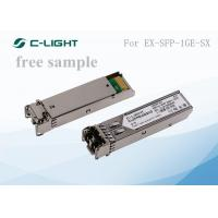 China JUNIPER SFP Fiber Optical Modules EX-SFP-1GE-SX 1.25G VCSEL 550m on sale