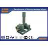 China DN80 Three - Lobe Roots Type Rotary Lobe Blowers Maxiumum Pressure 100KPA wholesale