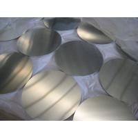 China 1050 1060 3003 DC / CC Aluminium Disc Cookware Utensils Basin Aluminum Disk with thickness 0.5mm to 3mm wholesale