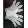 Quality Food grade handling Clear large size TPE Gloves , disposable medical gloves for sale
