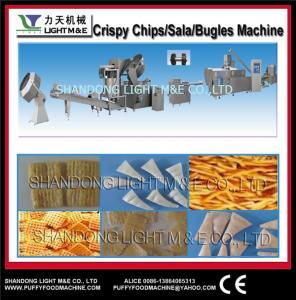 China Extrusion food--Crispy Chip making machine wholesale