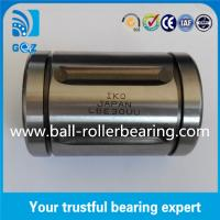 China Vibration Machinary LBE30UU Linear Ball Bearing Industrial With Long Durability wholesale