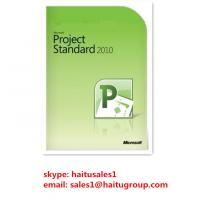 Quality Stable Microsoft Office Product Key Codes Activation FPP Key Project Standard 2010 for sale