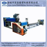 Quality hdpe/pet bottles recycling machine plant for sale