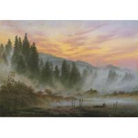 Quality Friedrich_morning By Caspar_David_Friedrich By BBHY for sale
