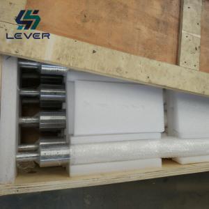 China Industrial Fused Silica Quartz Ceramic Roller for Glass Tempering Furnaces wholesale