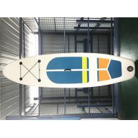 Buy cheap Two Layers Soft Stand Up Paddle Board , Inflatable Board Paddle With Drop Stitch Material from wholesalers