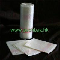 China PVA Water soluble Laundry Bag for Infection Control, 660x840mmx25um, 710x990mm, 914x990mm on sale