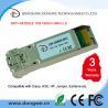 Buy cheap SFP+ZR 1550nm module for 10G Ethernet single mode single fiber transceiver from wholesalers