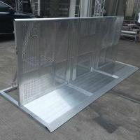 China Outdoor Stage Barriers Aluminum Security For Large Scale Concert wholesale