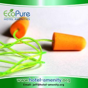 China Pu foam Ear plugs,Earplugs,Foam ear plugs ,CE EN 352-2 Bullet PU Foam Ear plugs wholesale