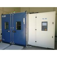 China Large Volume Climatic Test Chamber , Temperature Test Chamber 8-100m³ Automotive Integrated wholesale