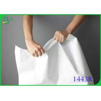 Buy cheap 100% Fiber Waterproof 1443R Tyvek Paper Sheet With Customzied Size from wholesalers