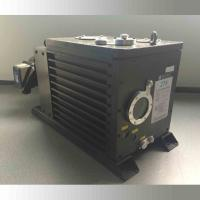 China Oil Lubricated Dual Stage Rotary Vane Vacuum Pump Compact Size Painting Surface wholesale