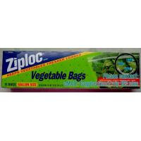 China Zipper Seal Freezer Bag, 1 Quart / 18 ct. 2.7 mil, minigrip, Ziploc, American value on sale