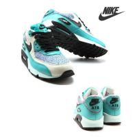 China Hotest N-ike air max 90 men air breathable running shoes bright green size36-40,Free shipp wholesale