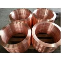 China Copper Bronze Alloy UNS C62400 Forged Forging Rings/Rolled Rings(sleeves,bushes,bushings) wholesale