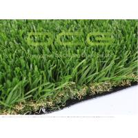 Buy cheap Synthetic Artificial Grass Landscaping With 2 M Roll Width And 35mm Pile Height from wholesalers