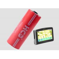 Buy cheap 2250mAh Lithium Cylindrical Battery , Non Rechargeable Lithium Batteries from wholesalers
