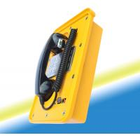 Quality IP66 Weather Resistant Telephone With Handset Lightening Protection for sale