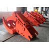 China Doosan 500 Excavator Mechanical Rock Grapple wholesale