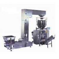 China Good quality Rice multihead weigher VFFS,Automatic 14 head multihead weigher packing machine wholesale