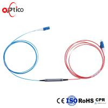 China 1x2 FBT Fiber Optic Splitter Coupler 30/70 Split Rate LC APC Connector wholesale