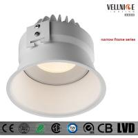 China IP54 LED Recessed downlight anti glared function fixed and adjustable wholesale