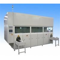 China Stainless Steel Industrial Component Cleaning Machine , Metal Parts Washing Machine wholesale
