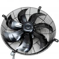 China EC Axial Fan Metal EC Motor 400V Ac PWM Ventilation Fan Industrial Axial Fans wholesale