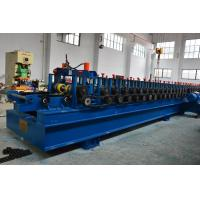 China Durable 20 Stations Cable Tray Roll Forming Machine 10 Meter Per Minute wholesale