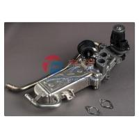 China Stainless Steel Audi EGR Cooler , EGR Valve Seat Ibiza 1.6 TDI 03L131512AN wholesale