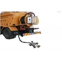 China Drainage Sewer Cleaning Machine , High Pressure Drain Cleaner With Video Camera wholesale