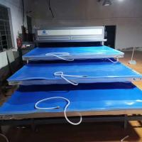 China Full Automatic EVA Film Laminated Glass Sheet Manufacturing Equipment With 3 Layers wholesale