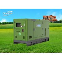 Quality Meccalte Alternator Synchronous Industrial Genset 16/1 Compression Ratio wholesale