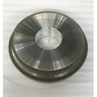 China Abrasive Grit Resin Bonded Diamond Grinding Wheels Flat CBN Hole 127mm Width 10mm wholesale