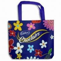 China Gift Bag, Made of Non-woven Fabric, Customized Logo Printings are Accepted wholesale
