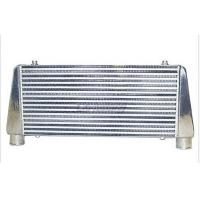 China Alloy Aluminum Brazed Car Intercoolers Cooling Engine , Bar And Plate wholesale
