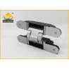 China Adjustable Three Way Hidden Heavy Duty Door Hinges 180 Degree wholesale