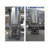 China High Shear PP PE PVC Mixer Machine , PVC Compounding Mixer Machine Vertical  Type wholesale