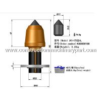 Quality Surface Mining Bits Asphalt Milling Teeth Tungsten Carbide With Wirtgen for sale