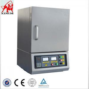 China PID Automatic Controller 1800 Degree  high box muffle furnace laboratory metal ceramic muffle furnace wholesale