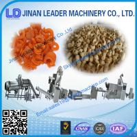 China 2014 Hot sale Screw Shell Chips   Pellet Extruding and Frying Machine wholesale