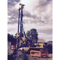 China Foundation Pile Drilling Hydraulic Piling Rig With Rotary Angle Displacement Output Mechanism KR150C on sale