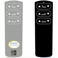 Buy cheap Custom Membrane Switch Overlay from wholesalers