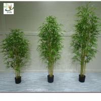 Buy cheap UVG indoor bonsai silk artificial bamboo for office decoration PLT20 from wholesalers