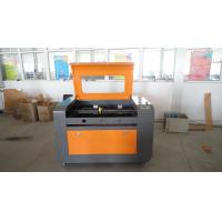 Quality Co2 Laser Wood Engraving Machine Size 500 * 700mm , Rubber Stamp Engraving Machine wholesale