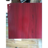 China PVC Faux Wood Laminate Sheets Low Carbon Glossy Printing 1220×2440 mm wholesale